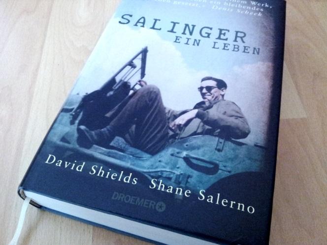 """Zurückgezogen – David Shields und Shane Salerno """"Salinger. EinLeben"""""""