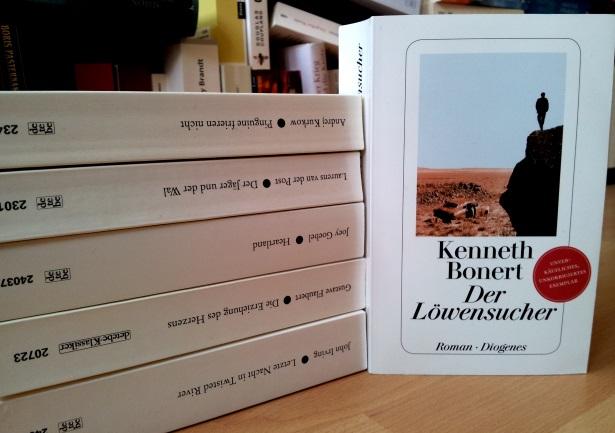 """Die Kraft in mir – Kenneth Bonert """"Der Löwensucher"""""""