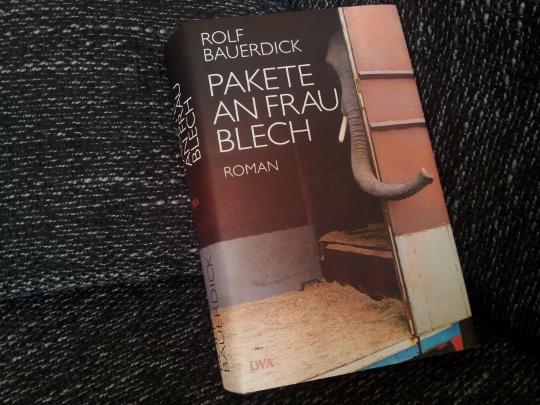 "Vergiftet – Rolf Bauerdick ""Pakete an FrauBlech"""