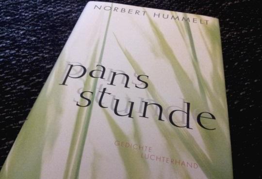 """Unterwegs – Norbert Hummelt """"PansStunde"""""""