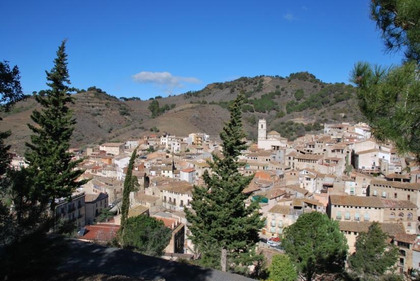 Zu Gast in Porrera – ein Weindorf als literarischerOrt