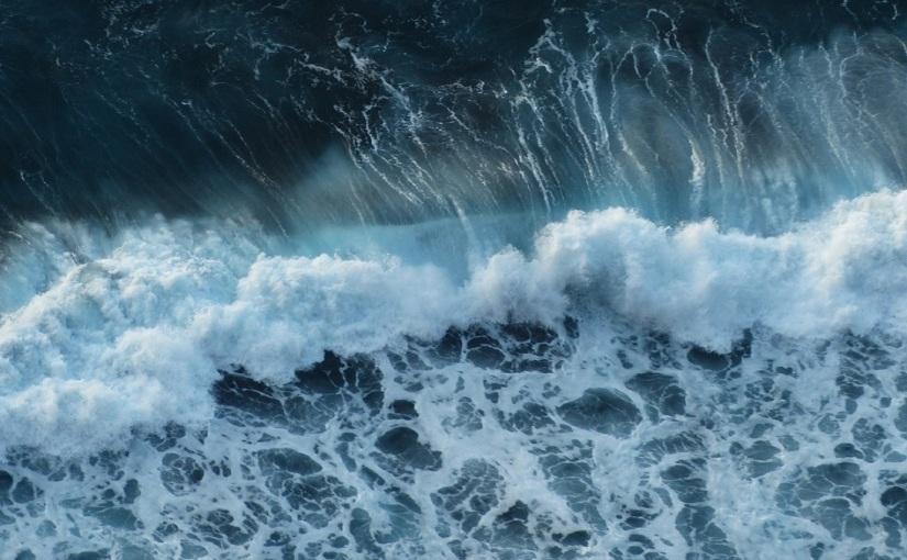 Literarisch über die Meere und Ozeane derWelt