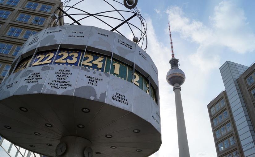 """Stadtleben – Nellja Veremej """"Berlin liegt imOsten"""""""