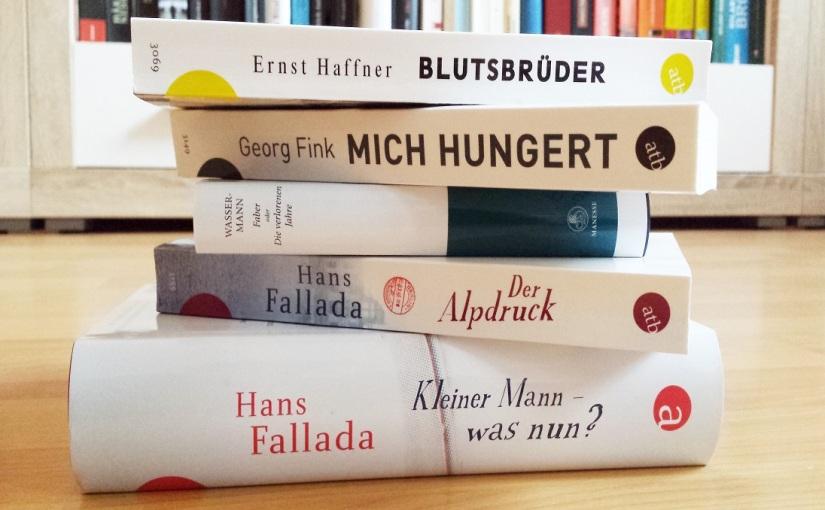"""""""Fünf.Zwei.Vier.Neun"""" – Zeitschrift zur Literatur der Weimarer Republikgeplant"""