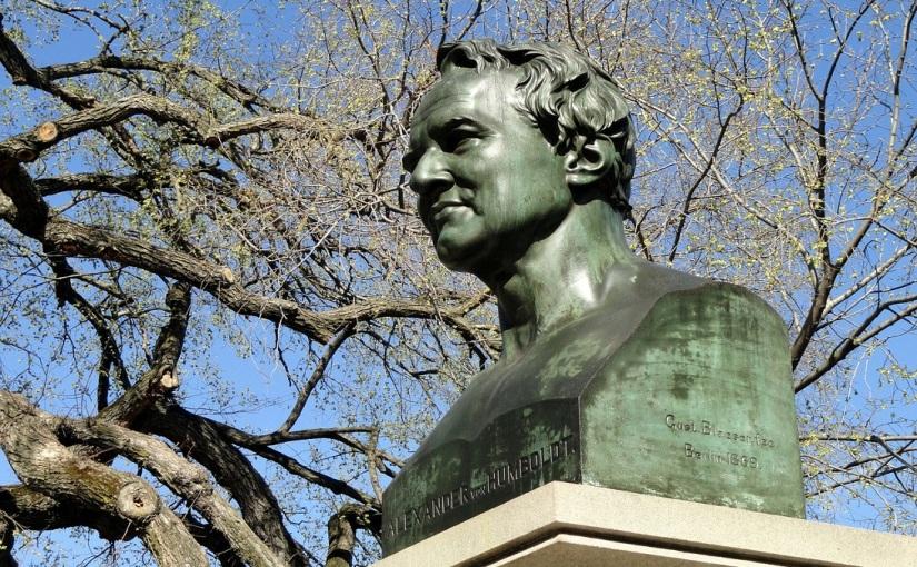 """Andrea Wulf """"Alexander von Humboldt und die Erfindung derNatur"""""""