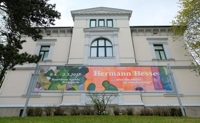Hesse – der Maler: Ausstellung im KunsthausApolda