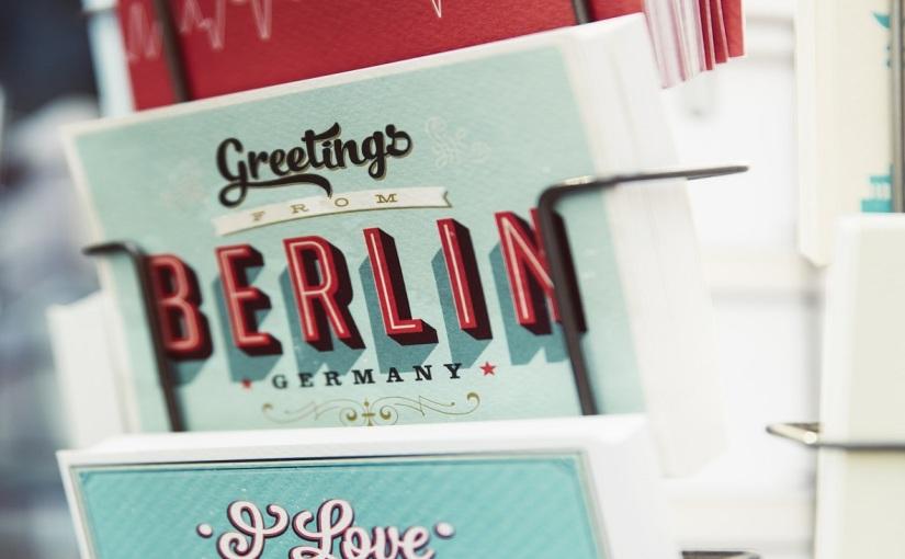 """Buchkunst meets Klassiker – Auf """"Spreepartie"""" inBerlin"""