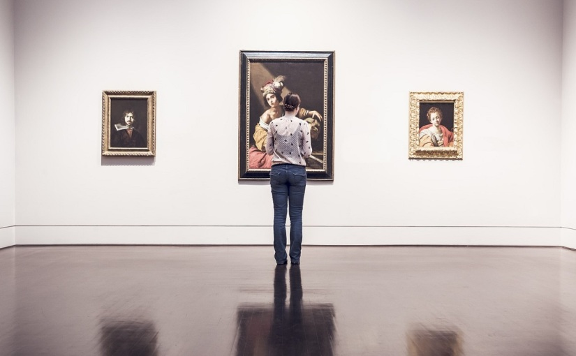 """Welt der Kunst – Hanno Millesi """"Die vier Weltteile"""""""