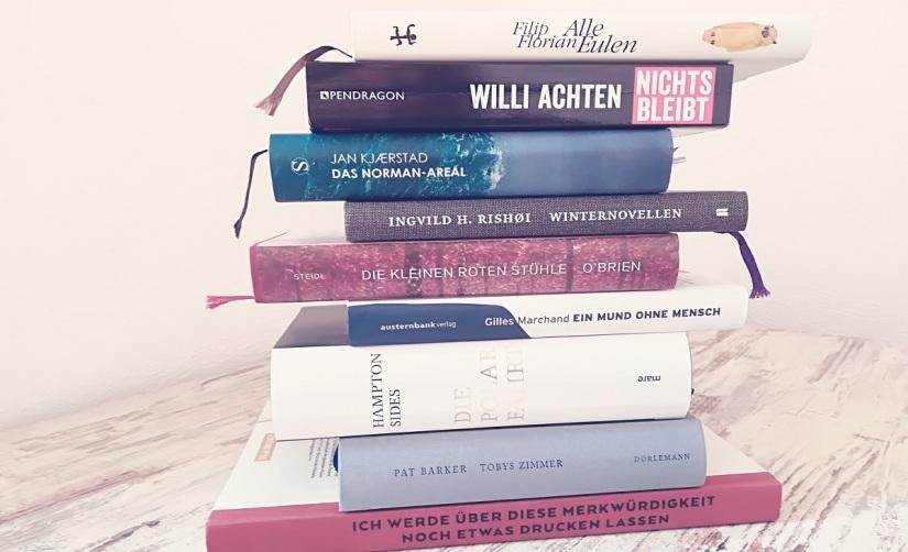 #indiebookday 2018 – NeunHerzensbücher