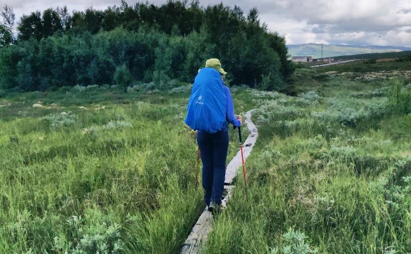 Abenteuer Olavsweg – Ein Interview mit StefanieJarantowski